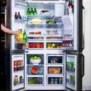 как устранить запахи с холодильника эффективные средства