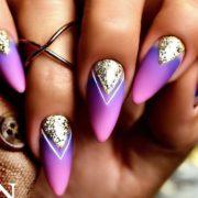 градиент фиолетовый